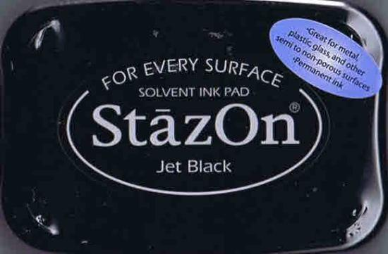 Picture of Staz On Jet Black Ink