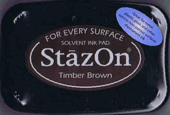 Picture of Staz On Timber Brown