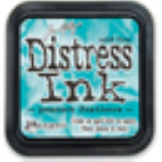 Picture of Distress Ink Peacock Feathers