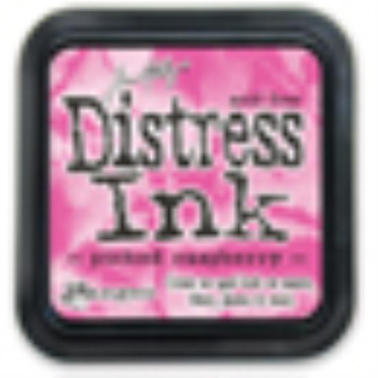 Picture of Distress Ink Picked Raspberry
