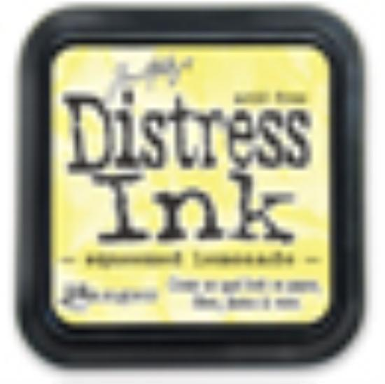 Picture of Distress Ink Squeezed Lemonade