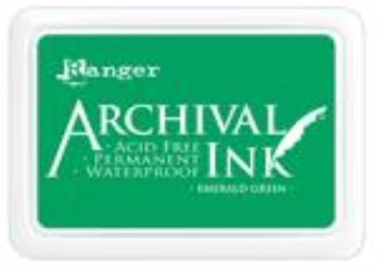 Picture of Archival Ink Emerald Green