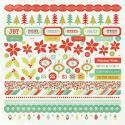 Picture of Mistletoe Sticker Sheet