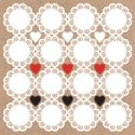 Picture of Mix & Match Sticker Sheet - Doilies