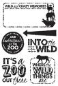 Picture of Into the Wild Clear Stamp