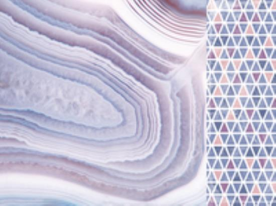 Picture of Misty Mountains - Agate