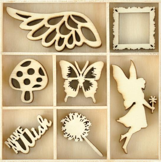 Picture of Kaiser Wooden Flourishes - Make a Wish