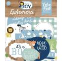Picture of Echo Park Baby Boy Ephemera 33Pk