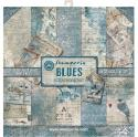 "Picture of Stamperia Blues 12"" Paper Pad 10Pk"