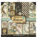 "Picture of Stamperia Alchemy 12"" Paper Pad 10Pk"