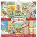 "Picture of Stamperia Patchwork 12"" Paper Pad 10Pk"