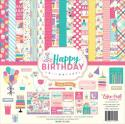 "Picture of Echo Park Happy Birthday Girl - 12"" 12 Double Sided Papers & Sticker Sheet"