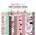 "Picture of Echo Park Fashionista - 6"" 24 Double Sided Papers"