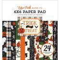 "Picture of Echo Park Trick or Treat - 6"" 24 Double Sided Papers"