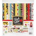"Picture of Echo Park Back to School - 12"" 12 Double Sided Papers & Sticker Sheet"