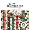 "Picture of Echo Park A Cozy Christmas 6"" 24 Double Sided Papers"