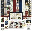 "Picture of Echo Park Oh Holy Night - 12"" 12 Double Sided Papers & Sticker Sheet"