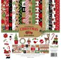 "Picture of Echo Park Celebrate Christmas - 12"" 12 Double Sided Papers & Sticker Sheet"