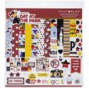 """Picture of PhotoPlay Another Day At The Park - 12"""" 12 Double Sided Papers & Sticker Sheet"""