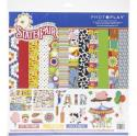 """Picture of PhotoPlay State Fair - 12"""" 12 Double Sided Papers & Sticker Sheet"""