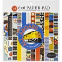 """Picture of Carta Bella All Aboard 6"""" 24 Double Sided Papers"""