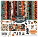 """Picture of Carta Bella Happy Halloween - 12"""" 12 Double Sided Papers & Sticker Sheet"""
