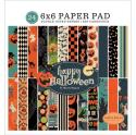 """Picture of Carta Bella Happy Halloween 6"""" 24 Double Sided Papers"""