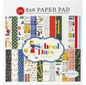 """Picture of Carta Bella School Days - 6"""" 24 Double Sided Papers"""