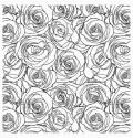 Picture of MFT Background - Roses All Over Stamp