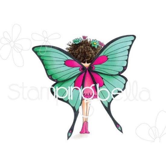 Picture of Stamping Bella - Babette the Butterfly Stamp