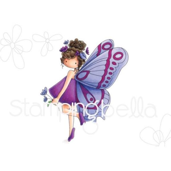 Picture of Stamping Bella - Brianna the Butterfly Stamp