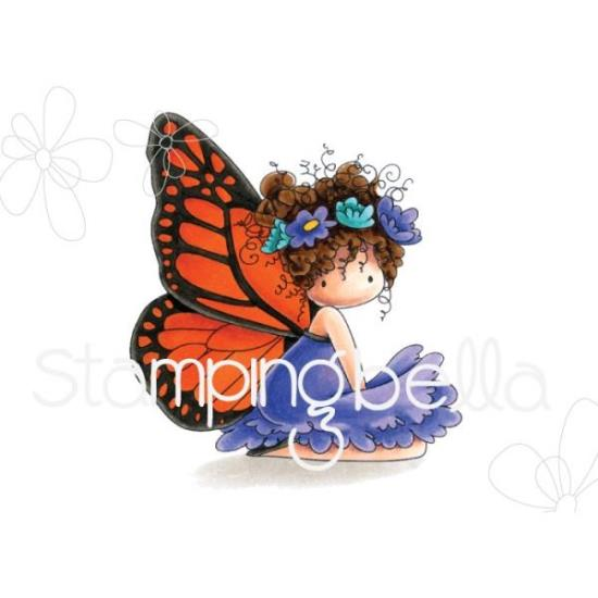 Picture of Stamping Bella - Bess the Butterfly Stamp