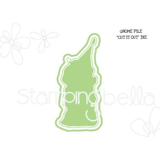 Picture of Stamping Bella - Gnome Pile Die