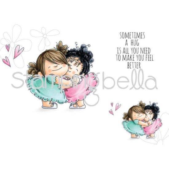 Picture of Stamping Bella - Huggy Squidgies Stamp