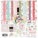 """Picture of Carta Bella Flora No. 3 - 12"""" 12 Double Sided Papers & Sticker Sheet"""