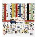 "Picture of Echo Park 12"" Scenic Route - 12 Double Sided Papers & Sticker Sheet"
