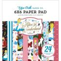"Picture of Echo Park Alice In Wonderland No 2 6"" 24 Double Sided Papers"